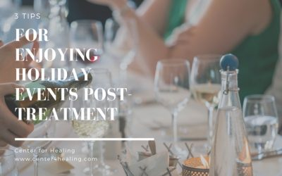 3 Tips For Enjoying Holiday Events Post-Treatment