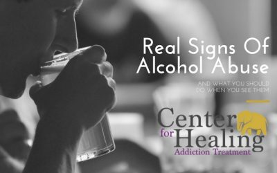 Real Signs Of Alcohol Abuse And What You Should Do When You See Them