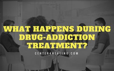What Happens During Drug-Addiction Treatment?