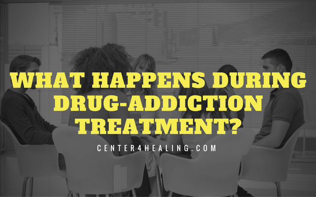 What Happens During Drug-Addiction Treatment?