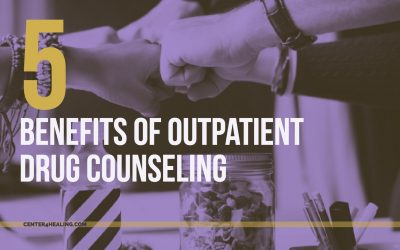 5 Benefits Of Outpatient Drug Counseling