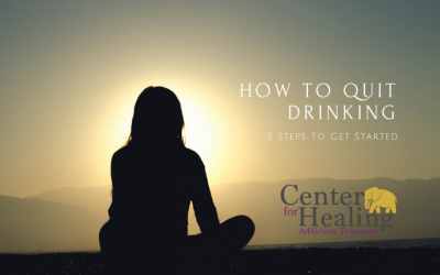 How To Quit Drinking – 5 Steps To Get Started