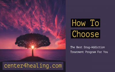 How To Choose The Best Drug-Addiction Treatment Program For You