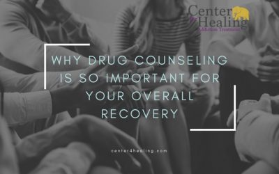 Why Drug Counseling Is So Important For Your Overall Recovery