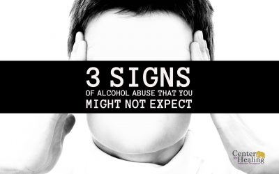 3 Signs of Alcohol Abuse That You Might Not Expect