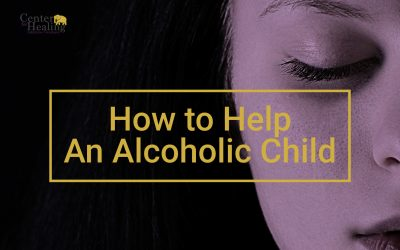 How to Help An Alcoholic Child