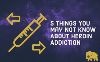 5 Things You May Not Know About Heroin Addiction