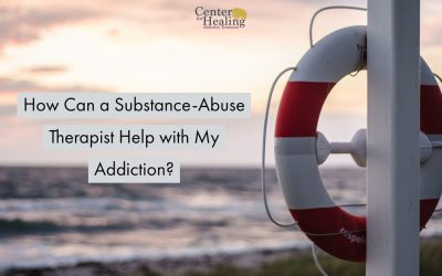 How Can a Substance-Abuse Therapist Help with My Addiction?