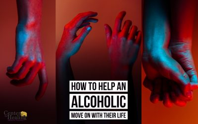 How to Help An Alcoholic Move On With Their Life